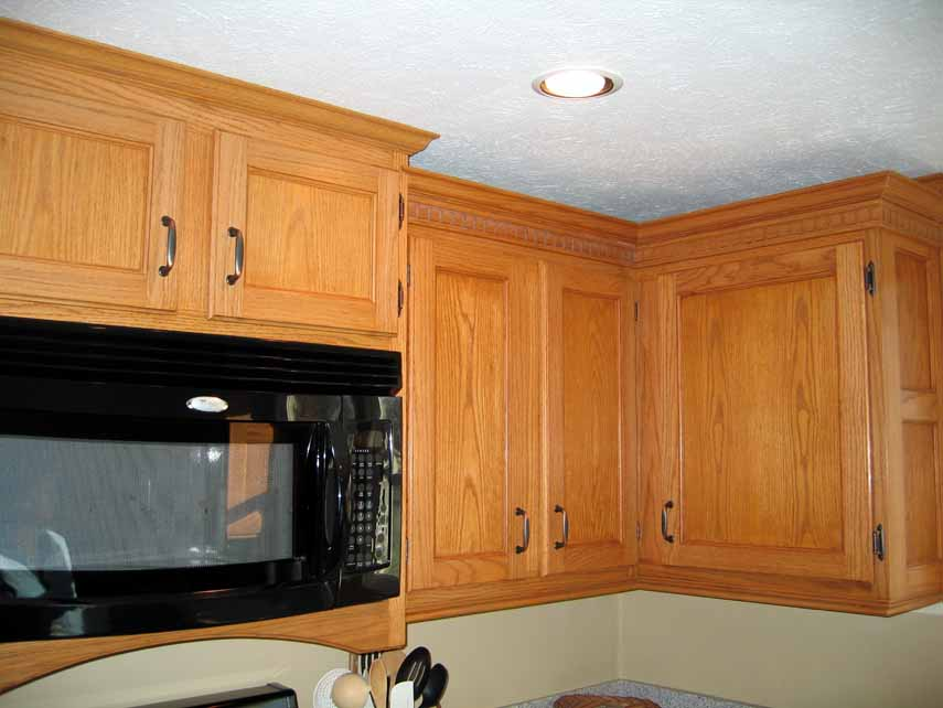 Kitchen Cabinet Project Page